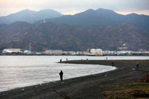 内浜海水浴場
